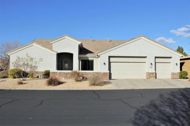1896 Sunstar Dr, St George, UT 84790 (MLS #18-191748) :: Remax First Realty