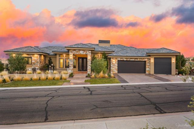 198 N Cliffside Dr, Washington, UT 84780 (MLS #18-192208) :: Red Stone Realty Team