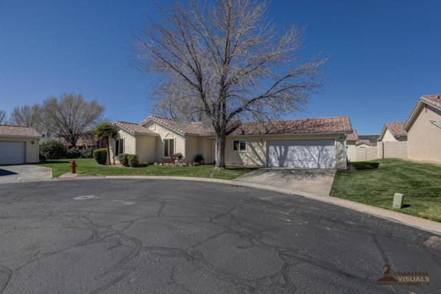 470 E 1100 #10, St George, UT 84790 (MLS #18-192871) :: The Real Estate Collective