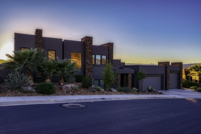 1670 Cliff Point Dr, St George, UT 84790 (MLS #18-193938) :: The Real Estate Collective