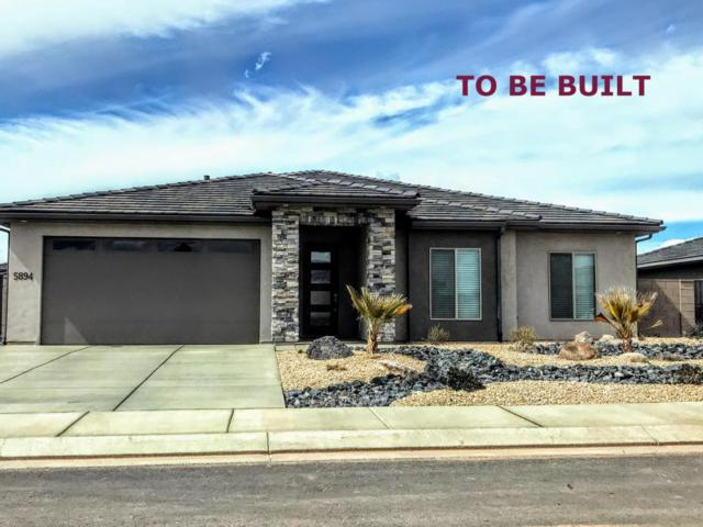 16 Church Rocks Dr, St George, UT 84790 (MLS #18-194340) :: Red Stone Realty Team