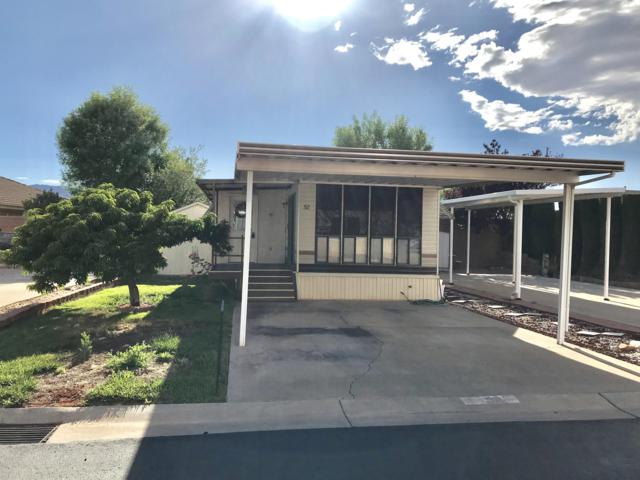 1225 N Dixie Downs Rd #58, St George, UT 84770 (MLS #18-194712) :: Remax First Realty