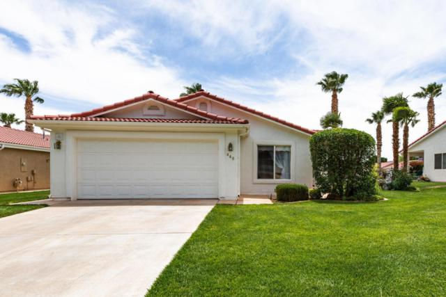 448 E Dominguez, Ivins, UT 84738 (MLS #18-195100) :: Remax First Realty