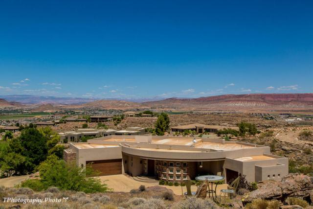 1938 S Stone Canyon Dr E, St George, UT 84790 (MLS #18-195619) :: The Real Estate Collective