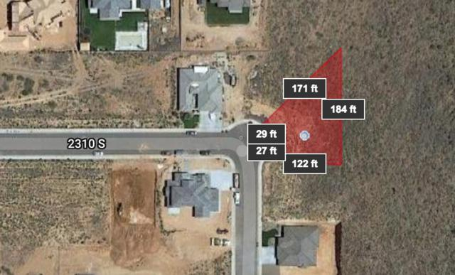 Lot H7 Dixie Springs S H7, Hurricane, UT 84737 (MLS #18-195967) :: The Real Estate Collective