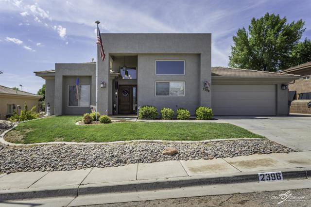2396 E 50 S, St George, UT 84790 (MLS #18-195996) :: Remax First Realty