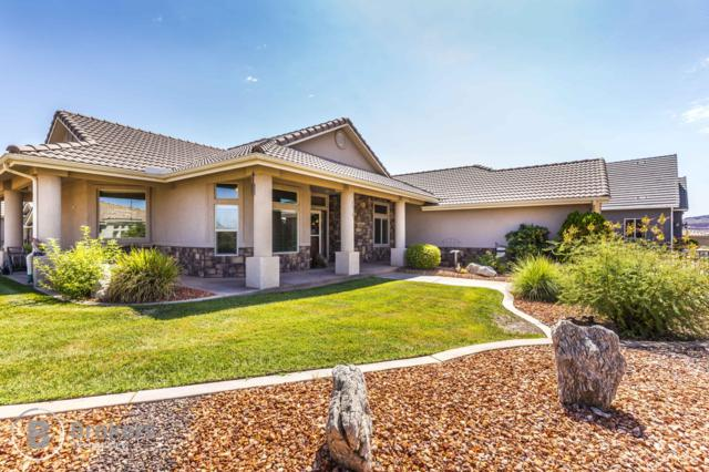 2219 E Knolls Dr, St George, UT 84790 (MLS #18-196308) :: Red Stone Realty Team