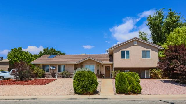 2839 Overlook Dr, St George, UT 84790 (MLS #18-196647) :: Remax First Realty