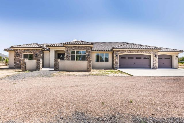 912 N Old Farms Rd, Dammeron Valley, UT 84783 (MLS #18-196664) :: The Real Estate Collective