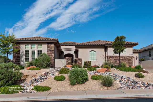 2289 N Gunsight Dr, St George, UT 84770 (MLS #18-196844) :: Remax First Realty