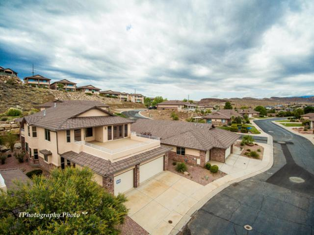 821 W Hampton Rd, St George, UT 84770 (MLS #18-196845) :: Saint George Houses
