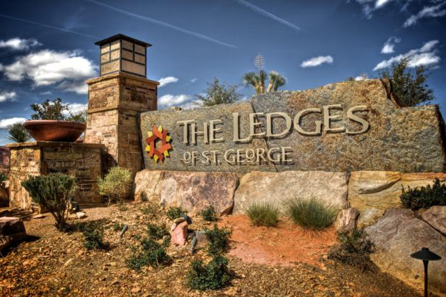 Lot 14 Petroglyph Dr #14, St George, UT 84770 (MLS #18-197069) :: The Real Estate Collective