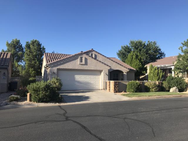 1810 W Ash Springs, St George, UT 84790 (MLS #18-197484) :: Remax First Realty