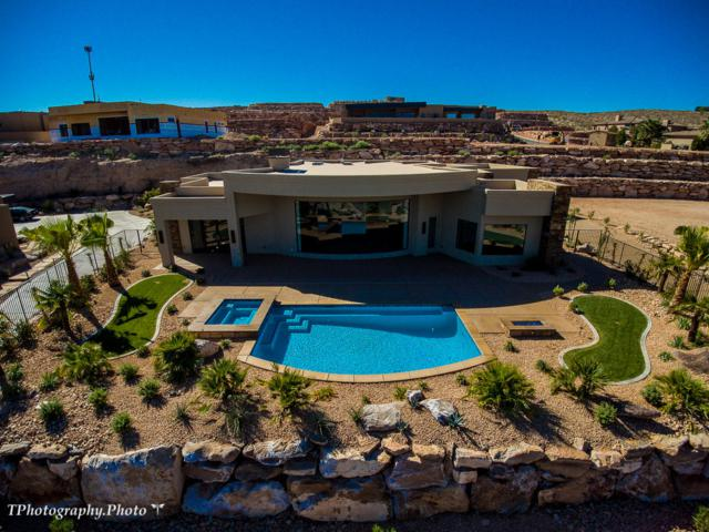 2502 E Cobalt Dr, St George, UT 84790 (MLS #18-197664) :: The Real Estate Collective