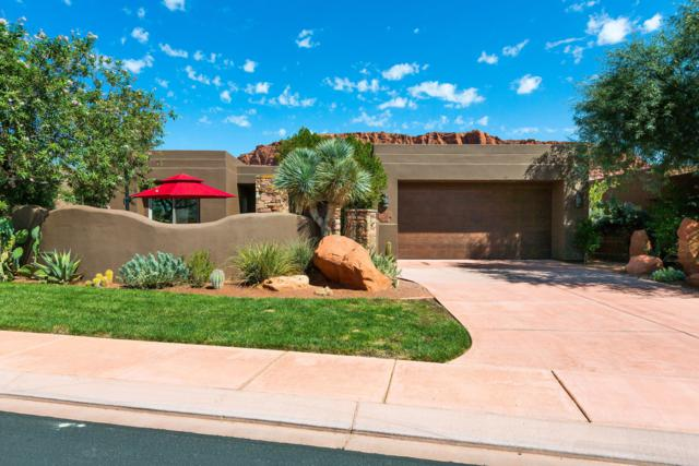 2405 W Entrada Trail #76, St George, UT 84770 (MLS #18-198020) :: The Real Estate Collective