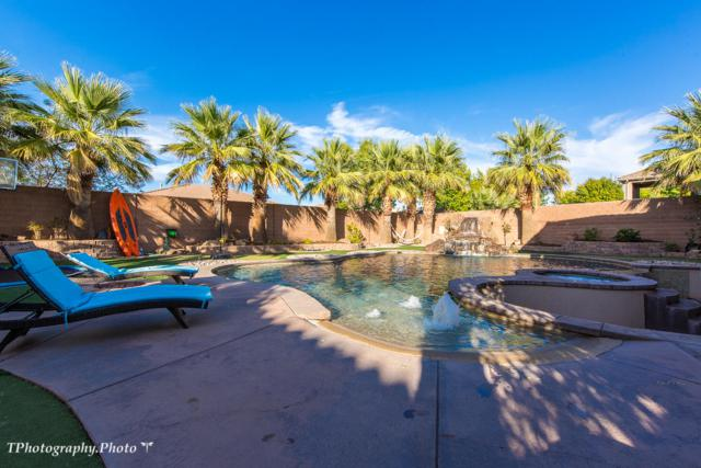 2525 2860 S Cir, St George, UT 84790 (MLS #18-198690) :: The Real Estate Collective