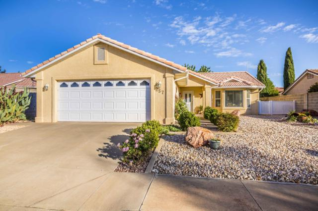 257 E 650 S #5, Ivins, UT 84738 (MLS #18-198745) :: The Real Estate Collective
