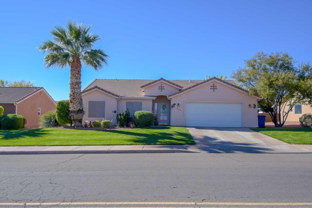554 S Puerto Dr, Ivins, UT 84738 (MLS #18-198905) :: The Real Estate Collective