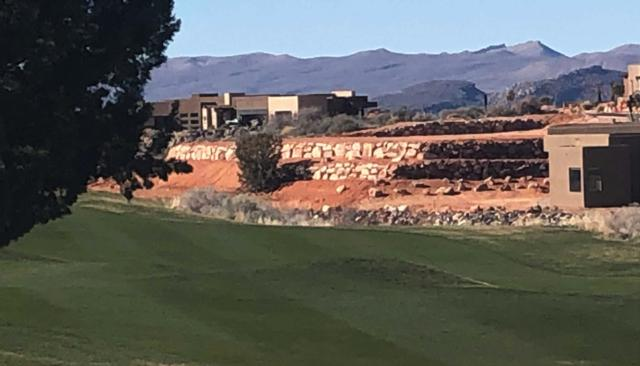 4834 N Petroglyph Dr Lot #201, St George, UT 84770 (MLS #18-198959) :: Diamond Group