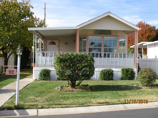 448 E Telegraph #92, Washington, UT 84780 (MLS #18-199196) :: Saint George Houses