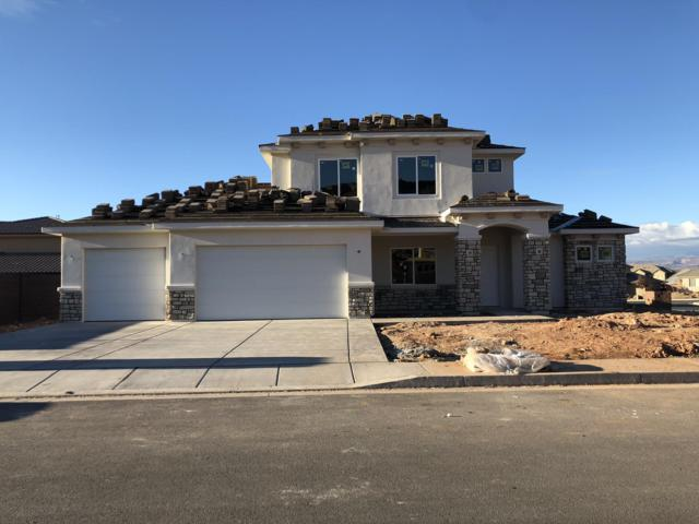 2793 E Hazel Dr, St George, UT 84790 (MLS #18-199456) :: Diamond Group