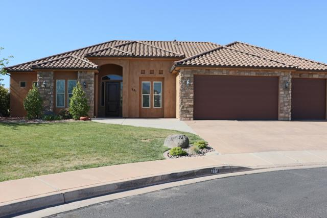 1881 Pikes Dr, St George, UT 84770 (MLS #18-199496) :: Remax First Realty