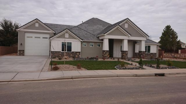 1342 Marigold Way, St George, UT 84790 (MLS #18-199612) :: Diamond Group