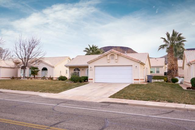 225 N Valley View Dr #107, St George, UT 84770 (MLS #18-199658) :: Remax First Realty