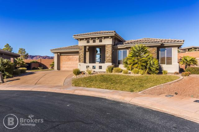 1795 N Snow Canyon Parkway #3, St George, UT 84770 (MLS #19-200208) :: Remax First Realty