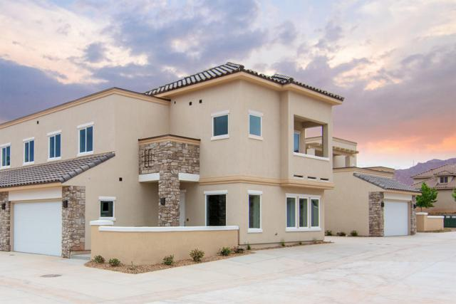 140 W Center St #4, Ivins, UT 84738 (MLS #19-200297) :: The Real Estate Collective