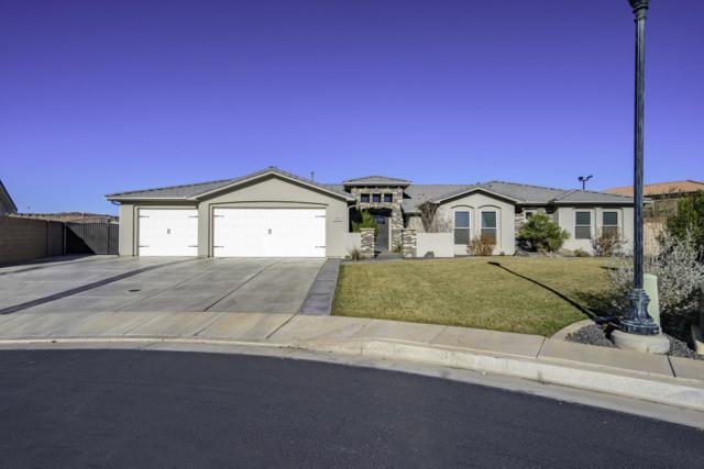 2331 E 3350 S, St George, UT 84790 (MLS #19-200339) :: The Real Estate Collective