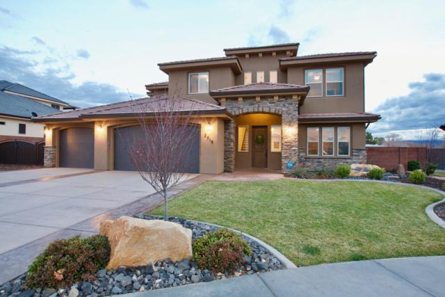 2518 E Lincoln Ln, St George, UT 84790 (MLS #19-200485) :: The Real Estate Collective