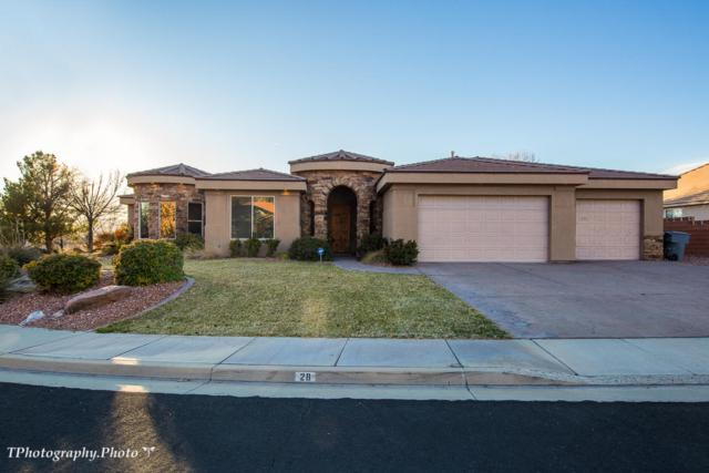 28 S Reflection Way, St George, UT 84770 (MLS #19-200675) :: The Real Estate Collective