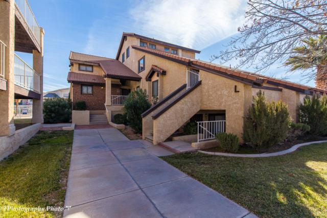 860 S Village Dr #L-11, St George, UT 84770 (MLS #19-200831) :: Remax First Realty