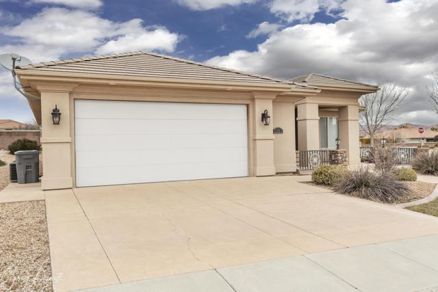 2634 San Marcus Cir, St George, UT 84770 (MLS #19-201144) :: The Real Estate Collective