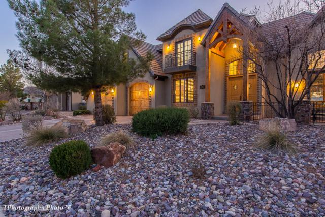 2119 N Cascade Canyon Dr, St George, UT 84770 (MLS #19-201167) :: Diamond Group