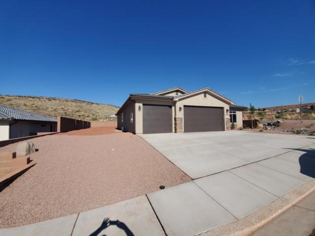 Lot 21 Rimview Drive #21, Washington, UT 84780 (MLS #19-201296) :: Red Stone Realty Team