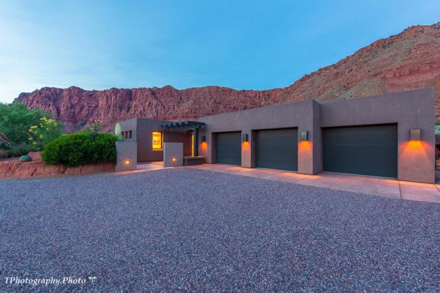 986 Paiute Dr, Ivins, UT 84738 (MLS #19-201384) :: Remax First Realty
