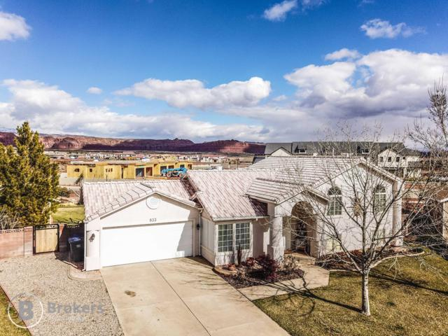 833 S 375 E Circle, Ivins, UT 84738 (MLS #19-201419) :: Red Stone Realty Team
