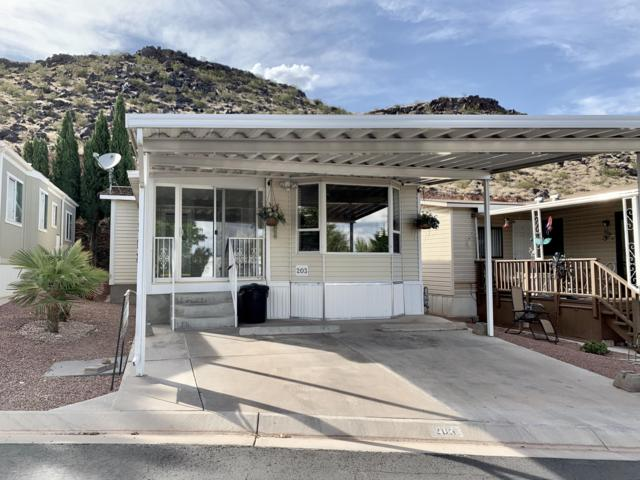 840 N Twin Lakes Dr #203, St George, UT 84770 (MLS #19-201881) :: Remax First Realty