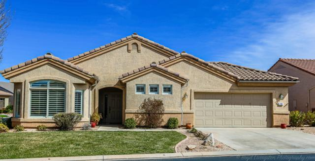 4793 S Tranquility Bay Dr, St George, UT 84790 (MLS #19-201932) :: The Real Estate Collective