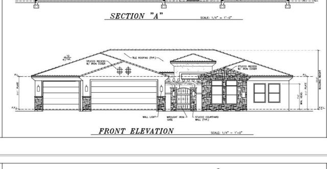 342 E Zion Trail South, Toquerville, UT 84774 (MLS #19-202325) :: Remax First Realty