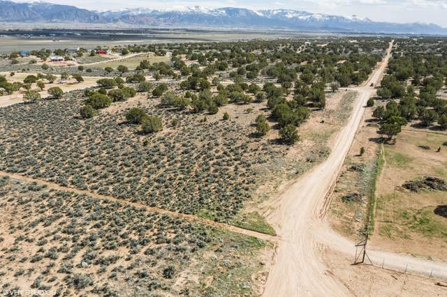 Lot 13 Cedar Valley Acres, Cedar City, UT 84721 (MLS #19-202887) :: The Real Estate Collective