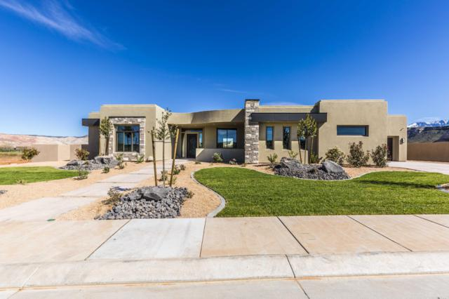1442 W Canyon Tree Dr, St George, UT 84770 (MLS #19-203086) :: John Hook Team