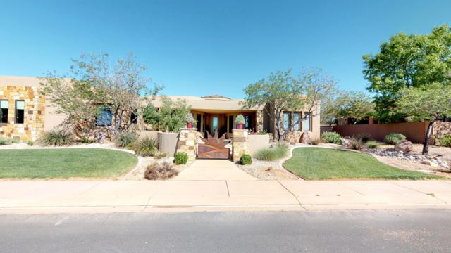2044 W Rising Sun Dr, St George, UT 84770 (MLS #19-203363) :: The Real Estate Collective