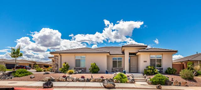 2891 W Cliffhanger Dr, Hurricane, UT 84737 (MLS #19-204075) :: Remax First Realty