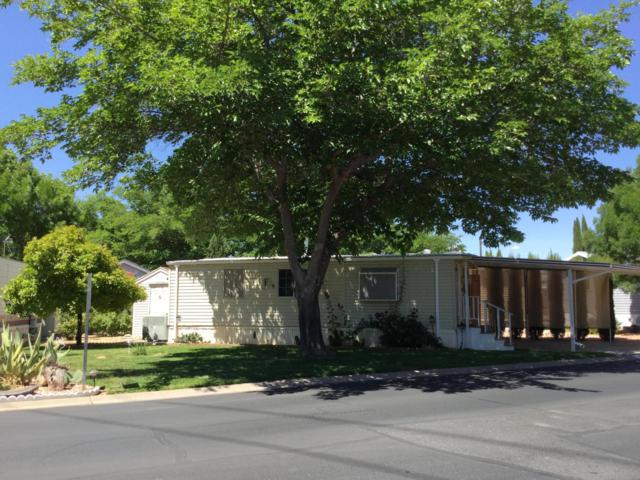 1160 E Telegraph #60, Washington, UT 84780 (MLS #19-204268) :: The Real Estate Collective