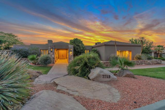 2259 Stone Cliff Dr, St George, UT 84790 (MLS #19-204721) :: Platinum Real Estate Professionals PLLC