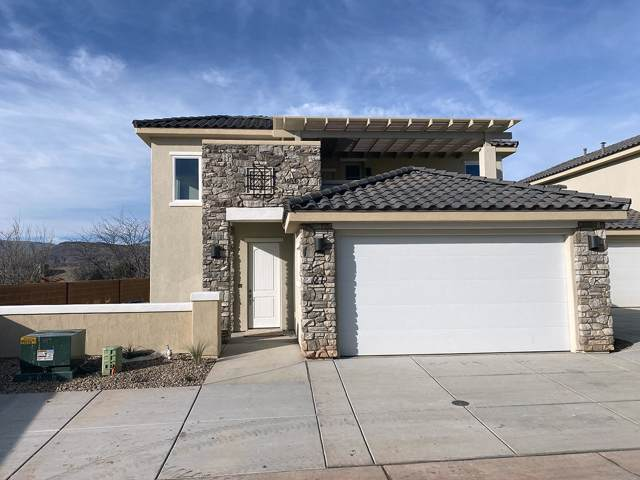 140 W Center St #27, Ivins, UT 84738 (MLS #19-204817) :: Remax First Realty