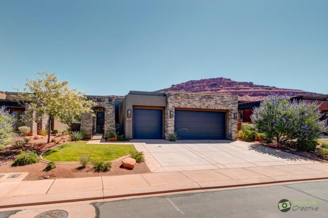 2139 W Cougar Rock #150, St George, UT 84770 (MLS #19-204829) :: Team SURGE @ KW St. George